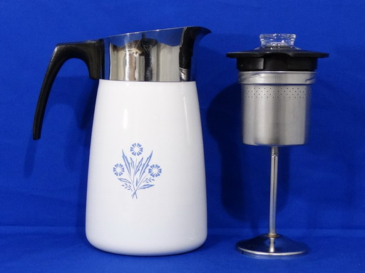 Corning Ware - Rangetop Coffee Percolators